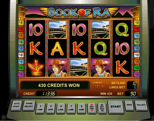 Бесплатная игра на автоматах в демоверсии казино Вулкан