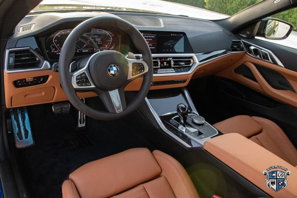 BMW 430i Coupé G22 с пакетом M Sport Pro от BMW Abu Dhabi Motors